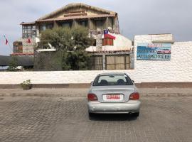 Hotel San gregori