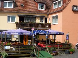 Gasthof zur Linde, Gemünden (Rieneck yakınında)