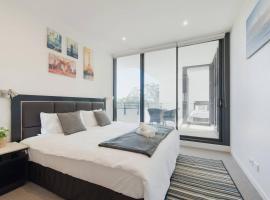 Morden Sleek Apartment in Heart of Macquarie Park, Sydney (Near North Ryde)