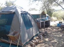Pop Lamont Camp, Muchenje (Near Katima Muliro Rural)