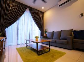 Brand New Condo Kuala Lumpur City Sky Park #中文房东KL