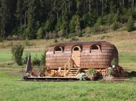Igluhut Tiny House Winterberghof