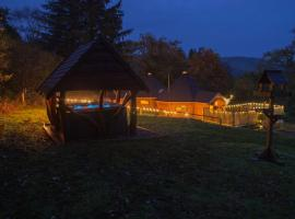 Kirnan Lodges