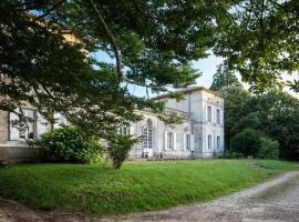 Château Le Méjean, Pessac-sur-Dordogne (рядом с городом Saint-Seurin-de-Prats)