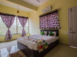 2 BHK Apartment in Bharat petrol pump, vagator, Anjuna(5D13), by GuestHouser