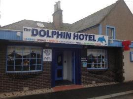 Dolphin hotel eyemouth