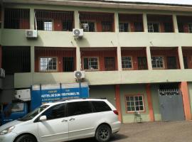 Hotel De Sunroute Akokwa, Eruna Lagbe (рядом с регионом Anambra West)