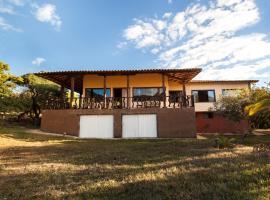 Casa Braccini, Santana do Riacho (Santana de Pirapama yakınında)