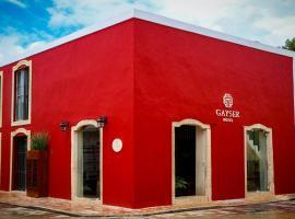 Boutique Hotel Gayser