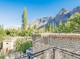 1 BR Guest house in Hunder, Leh (9836), by GuestHouser