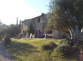Casetta dell`Uliveto, Macchiascandona (Giuncarico yakınında)