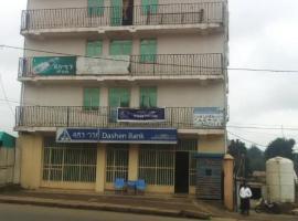 Jasmin Hotel, Debark'