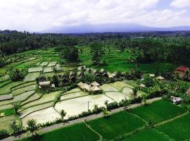 De Klumpu Bali Eco Tradi Stay, Bangli (рядом с городом Bungbungan)