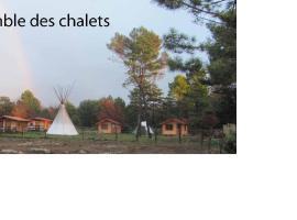 Les Cabanes De Riquier