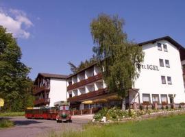 Hotel Igel, Püchersreuth (Windischeschenbach yakınında)