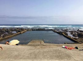 BeHosty Altillo Mar (Primera linea de Mar), Cabo Verde