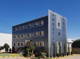 Hostal Soto, La Virgen del Camino