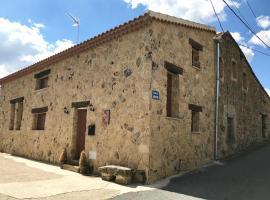 Casa Gala, Valdemolinos (Hoyorredondo yakınında)