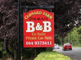 Clonard Farm B&B, Clonard (рядом с городом Carbury)
