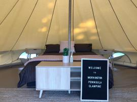 Mornington Peninsula Glamping, Rosebud (Main Ridge yakınında)