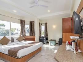 1 BR Boutique stay in Bhupalpura, Udaipur (B19E), by GuestHouser