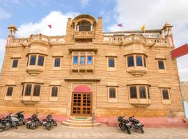 1 BR Boutique stay in Near Hanuman Circle,, Jaisalmer (7148), by GuestHouser