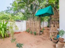 1 BR Cottage in Kottakuppam, Pondicherry (FF3D), by GuestHouser