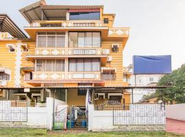 1 BR Boutique stay in Dona Paula - Central Goa (7FFC), by GuestHouser, Дона-Пола (рядом с городом Orxel)