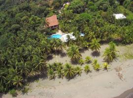 Hotel Playa Westfalia, Puerto Limón (Búffalo yakınında)