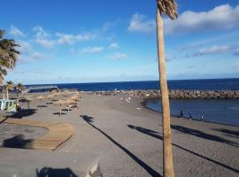 Playa y relax a 150 metros en Candelaria