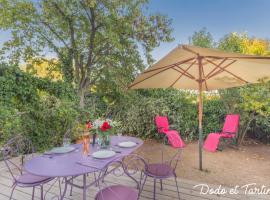 Relaxing flat with garden - Dodo et Tartine