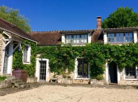 La charmante, Chailly-en-Bière (рядом с городом Bois-le-Roi)