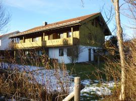 Klaus Lanzinger, Ferienwohnungen, Holzkirchen (Mitterdarching yakınında)