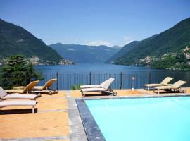 Riva Faggeto (DG) Villen-Ferienwohnung