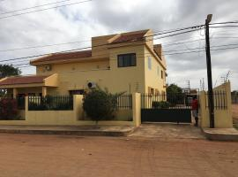 Chutus Maputo Holiday House, Muchope