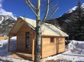 Camping-hôtel de plein air LE MONTANA, Val-des-Prés