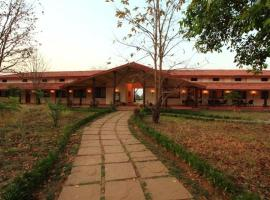 1 BR Boutique stay in Kanha (9A90), by GuestHouser, Bhīmlāt