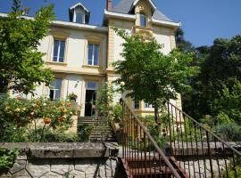 Villa Roassieux, Сент-Этьен (рядом с городом Saint Etienne)