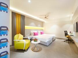 ZIBE Salem By GRT Hotels