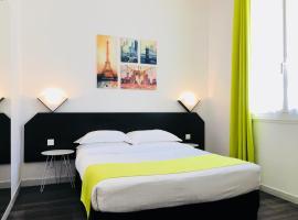 Boulogne Résidence Hotel