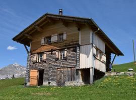 Apartment Alphütte Gibelhüttli