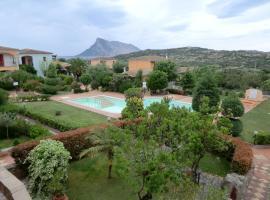Appartamento in Residence con Piscina, Monte Petrosu