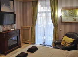 Apartments in Lviv center