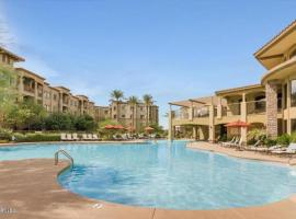 Phoenix, AZ, Luxurious Resort Style, 1BDR Condo