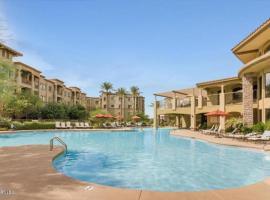 Phoenix, AZ, Luxurious Resort Style, 1BDR Condo
