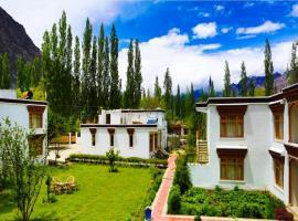 The Hundar Resort