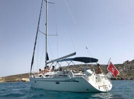 Sailing Yacht Rainbow Hunter