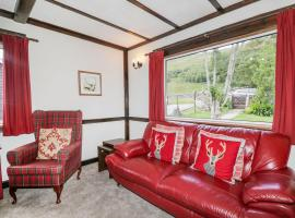 3 Strathanmore Cottages, Muir of Ord, Bridgend (рядом с городом Achnasheen)