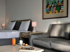 Grand Hotel de Kinshasa, Kinshasa