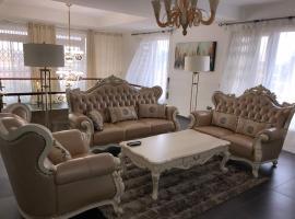 Swiss Reviera Suite, Аккра (рядом с городом Mamobi)